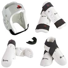 Kuma Foam Dip Sparring Gear Set With Shin